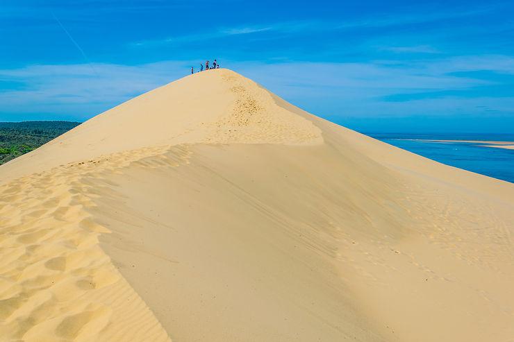 Dune du Pilat... on dirait le Sahara !