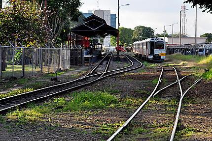 La petite gare de San José