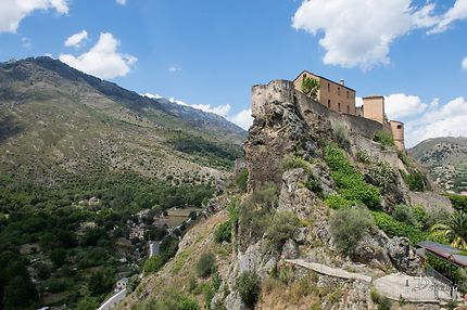 Citadelle de Corte en Corse