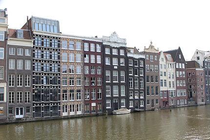 Reflet à Amsterdam