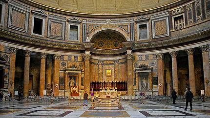 Le Panthéon, Rome