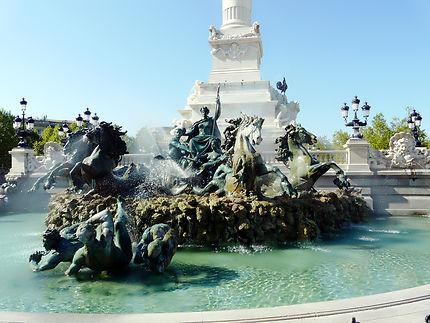 Fontaine des Girondins