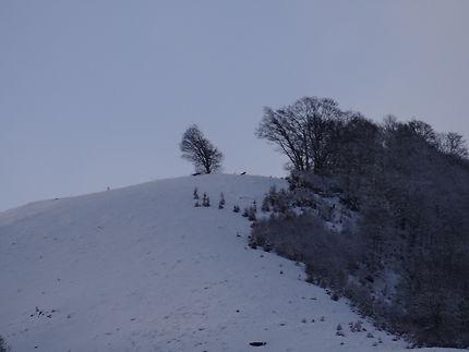 Les Pyrénées en décembre