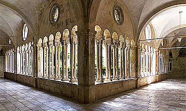 Église et monastère des Franciscains