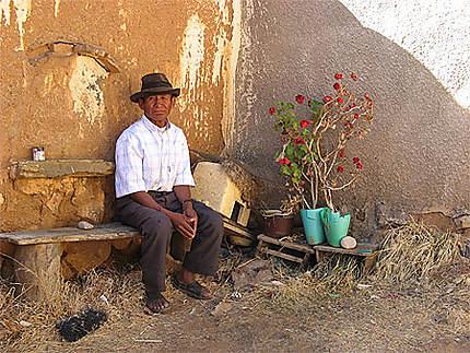 Paysan quechua - Sucre