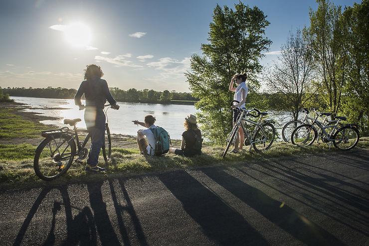 Le vélo à l'honneur toute l'année en Centre-Val de Loire
