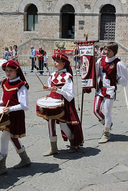 Ambiance médiévale