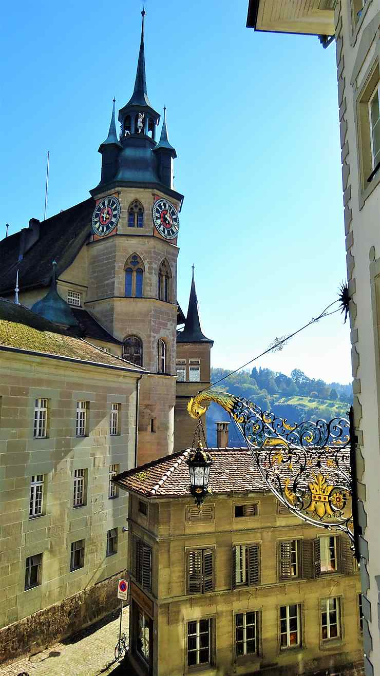 Fribourg, Suisse