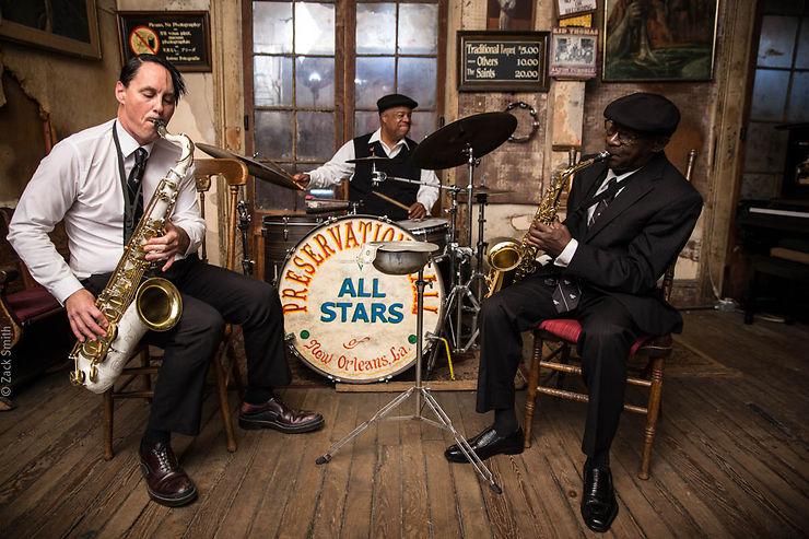 Louisiane - Découvrir l'histoire du mythique Preservation Hall en musique