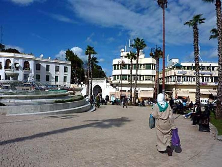 Tanger baignée d'imaginaire