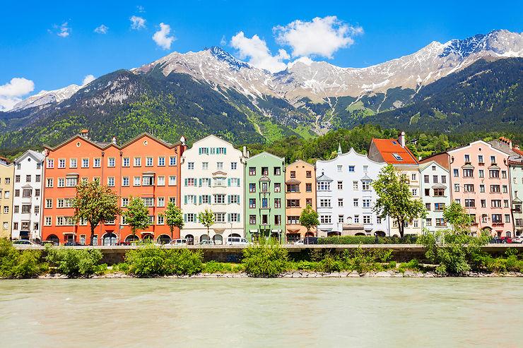 Innsbruck, le baroque à la montagne