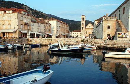 Croatie : les perles de la côte dalmate