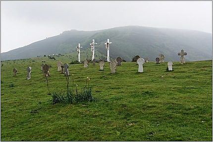 Stèles basques