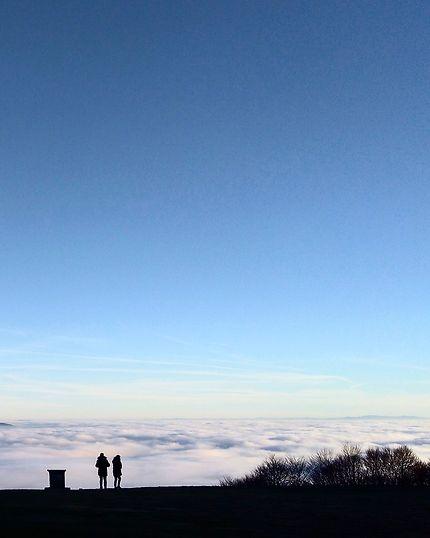 La mer de nuages