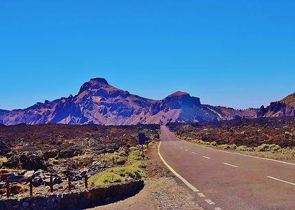 En route vers le Teide...