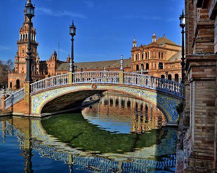 Pont à Séville