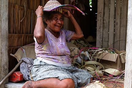 Indonesienne Locale, Village de Yenbeser