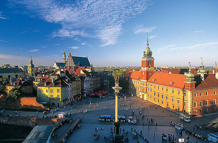 Tourisme varsovie - Office de tourisme pologne ...