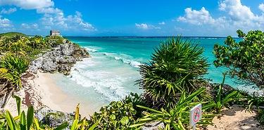 Vacances au soleil et découverte au Mexique