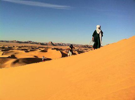 Rêve de désert à Tadrart, Algérie