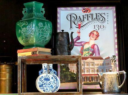 Raffles hôtel, vintage