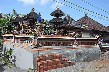 Petit temple privé