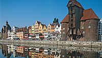 Gdansk, la perle de la Baltique