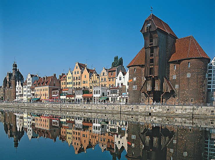 Gdansk la perle de la baltique - Office de tourisme pologne ...