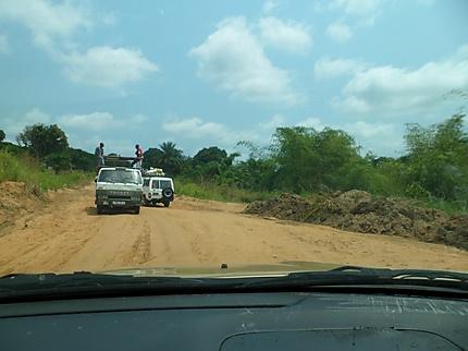 En route vers Bisinza
