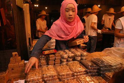 La petite vendeuse de nougat chinois