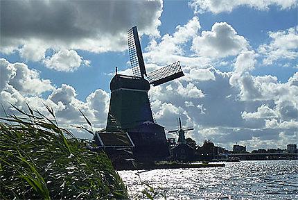 Moulins au vent