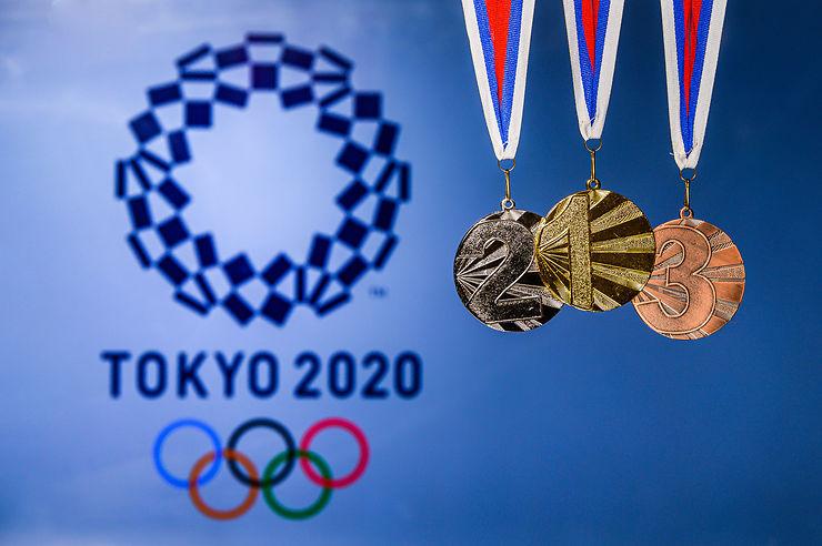 Jeux Olympiques d'été à Tokyo