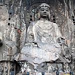 Bouddha grottes de Longmen