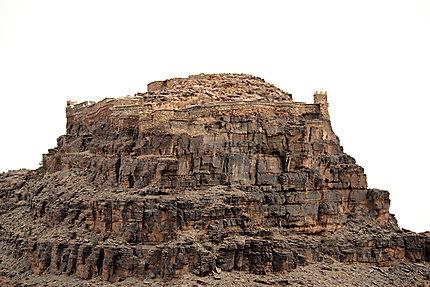 Amtoudi, grenier collectif 12eme siècle