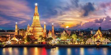 Thaïlande Circuit découverte ou Combiné hôtels