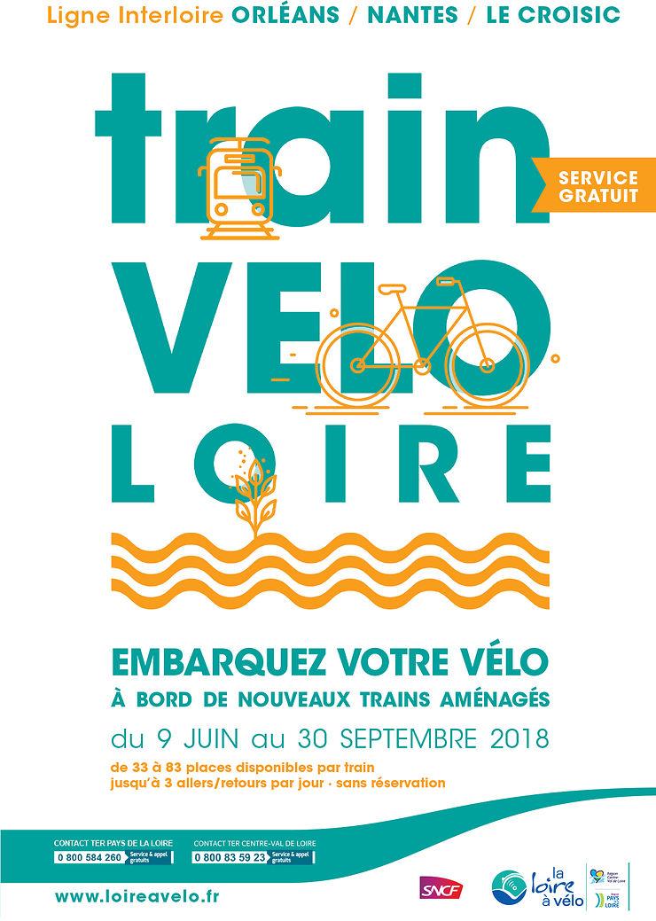 Le Train Vélo Loire