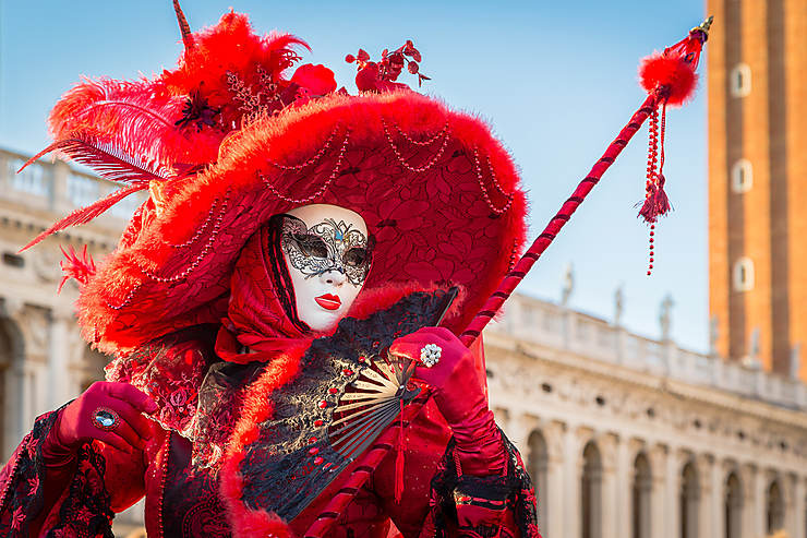 Carnaval de Venise : bas les masques !