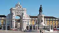 Lisbonne à pied