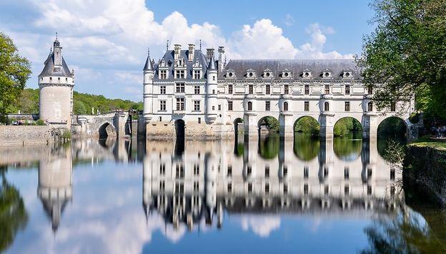 Itinéraire de 3 jours dans les Châteaux de la Loire (Chambord / Chenonceau / Azay le Rideau...) vincent.voyage