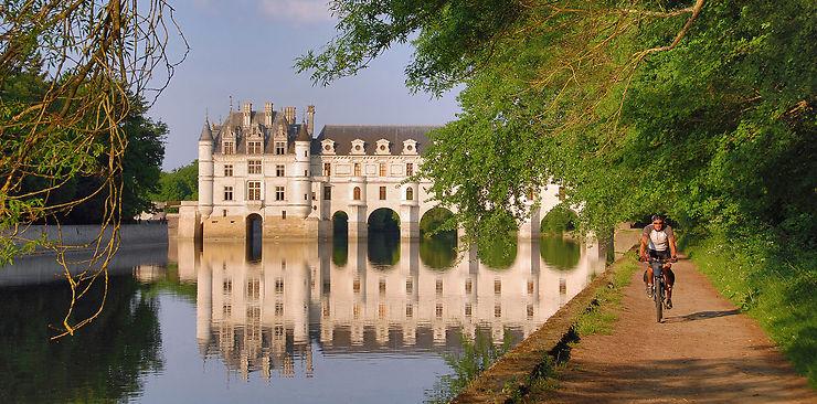 La Loire à vélo - De Nevers à Saint-Nazaire