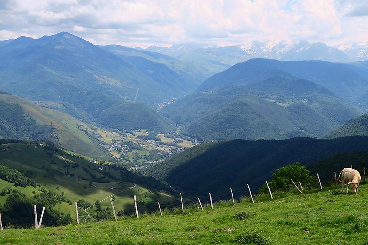 Le Pic du Midi par le col d'Aspin