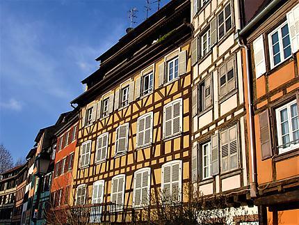 La Petite France à Strabourg
