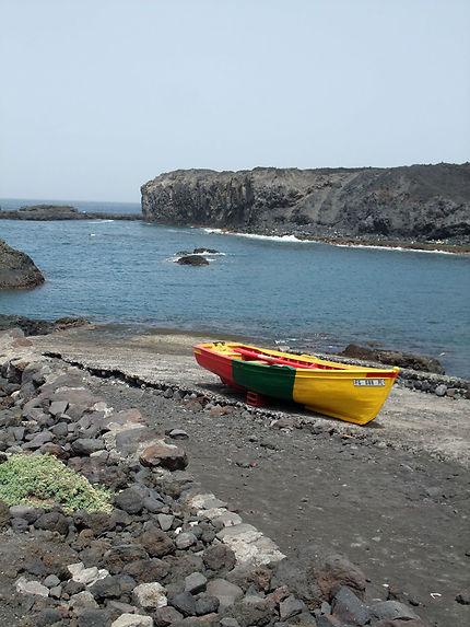 Barque Port de Ponta da Salina