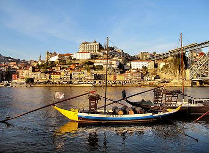 Porto, Vue sur la Ribeira