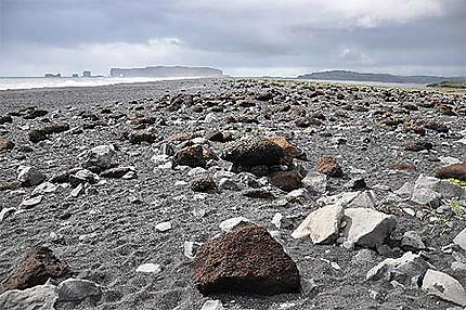 Plage d'Islande