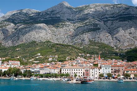 Image result for croatie mer et montagne