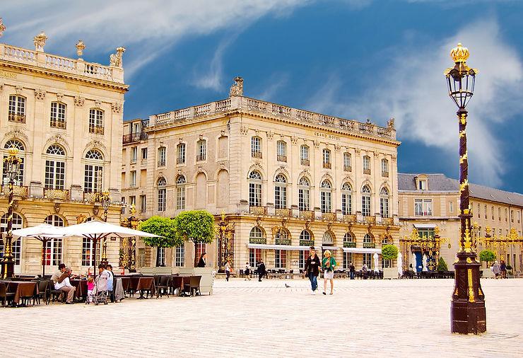Place Stanislas, Nancy - France