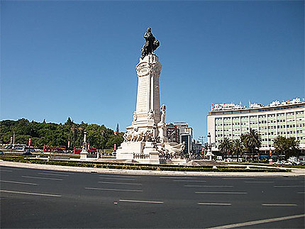 Place Marques de Pombal