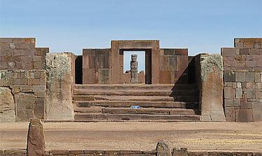 Tiwanaku (Tiahuanaco)