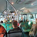 Déplacements en bus